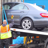 Access Logistics - Car Loading